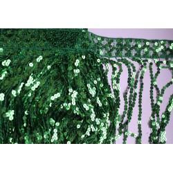 Zielone cekinowe (45cm)