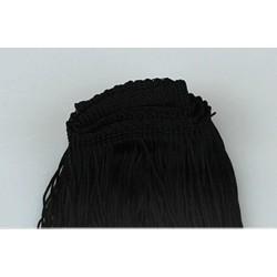 Frędzle FLUO 001 black