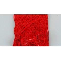 Frędzle FLUO 012 red