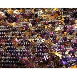 Złocisto-fioletowy Chaos