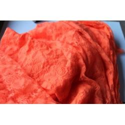 Koronka 9 FLUO pomarańcza