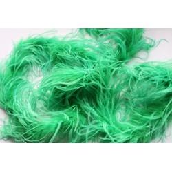 Pióra strusie BOA zielone