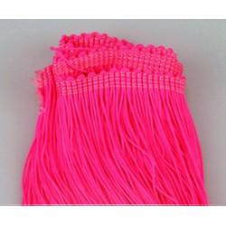 Frędzle FLUO 006 pink fizz