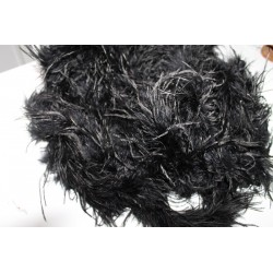 Pióra strusie BOA czarne