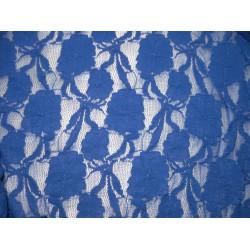 Koronka niebieska 7
